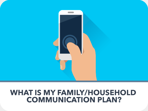 Family-Household-Communication-Plan