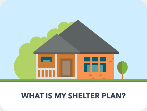 Shelter-Plan